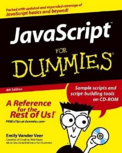 JavaScript for Dummies (4th Edition) – Emily Vander Veer [PDF] [English]