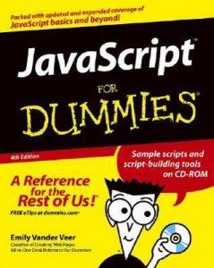JavaScript for Dummies (4th Edition) – Emily Vander Veer [PDF] [English]