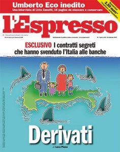 L'Espresso – 12 Febbraio, 2017 [PDF]