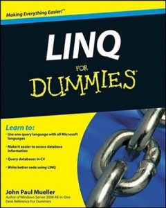 LINQ for Dummies – John Paul Mueller [PDF] [English]