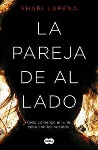 La pareja de al lado – Shari Lapena [ePub & Kindle]