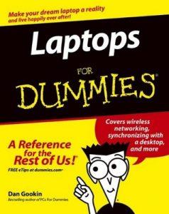 Laptops for Dummies – Dan Gookin [PDF] [English]