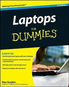 Laptops for Dummies (3rd Edition) – Dan Gookin [PDF] [English]