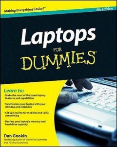 Laptops for Dummies (4th Edition) – Dan Gookin [PDF] [English]