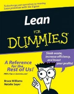 Lean for Dummies – Natalie J. Sayer, Bruce Williams [PDF] [English]