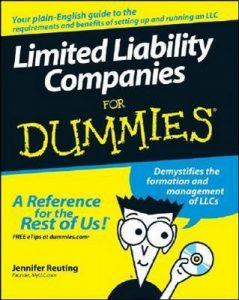 Limited Liability Companies for Dummies – Jennifer Reuting [PDF] [English]