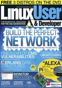 Linux User & Developer – Issue 175, 2017 [PDF]