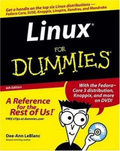 Linux for Dummies (6th Edition) – Dee-Ann LeBlanc [PDF] [English]