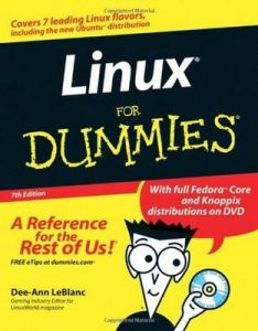 Linux for Dummies (7th Edition) – Dee-Ann LeBlanc [PDF] [English]