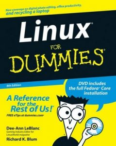Linux for Dummies (8th Edition) – Dee-Ann LeBlanc, Richard Blum [PDF] [English]