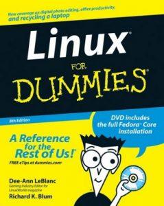 Linux for Dummies (8th Edition) – Dee-Ann LeBlanc, Richard Blum [PDF] [English]