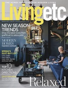 Living Etc UK – March, 2017 [PDF]