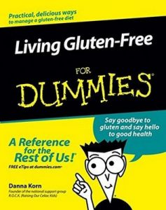 Living Gluten-Free for Dummies – Danna Korn [PDF] [English]