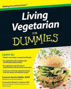 Living Vegetarian for Dummies – Suzanne Havala Hobbs [PDF] [English]