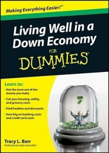 Living Well in a Down Economy for Dummies – Tracy L. Barr [PDF] [English]