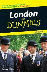 London for Dummies (5th Edition) – Donald Olson [PDF] [English]