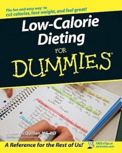 Low-Calorie Dieting for Dummies – Susan McQuillan [PDF][English]