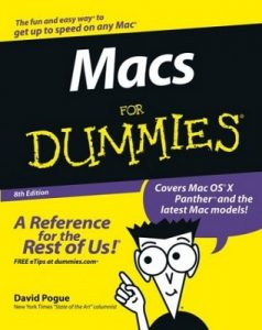 Macs for Dummies (8th Edition) – David Pogue [PDF] [English]
