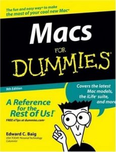 Macs for Dummies (9th Edition) – Edward C. Baig [PDF] [English]