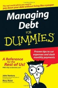 Managing Debt for Dummies – John Ventura, Mary Reed [PDF] [English]