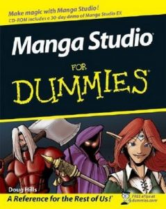 Manga Studio for Dummies – Doug Hills, Michael Rhodes [PDF] [English]