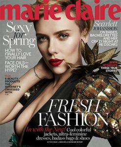 Marie Claire USA – March, 2017 [PDF]