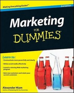 Marketing for Dummies (3rd Edition) – Alexander Hiam [PDF] [English]