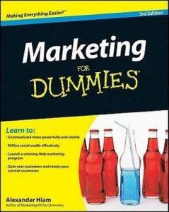 Marketing for Dummies (3rd Edition) – Alexander Hiam [PDF] [English]