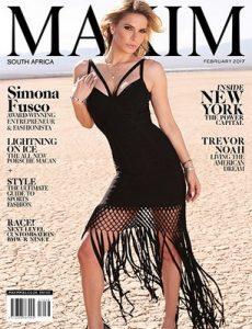 Maxim South Africa – February, 2017 [PDF]