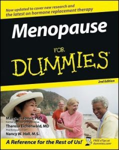 Menopause for Dummies (2nd Edition) – Marcia L. Jones, Theresa Eichenwald, Nancy W. Hall [PDF] [English]