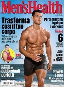 Men's Health Italia – Febbraio, 2017 [PDF]