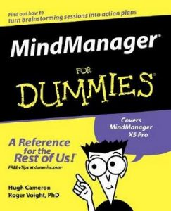 MindManager for Dummies – Hugh Cameron, Roger Voight [PDF] [English]
