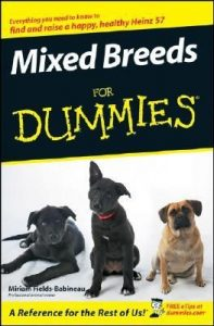 Mixed Breeds for Dummies – Miriam Fields-Babineau [PDF] [English]