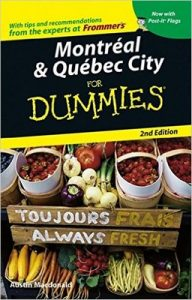 Montreal & Quebec City for Dummies (2nd Edition) – Austin Macdonald [PDF] [English]