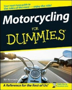 Motorcycling for Dummies – Bill Kresnak [PDF] [English]
