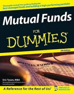 Mutual Funds for Dummies (5th Edition) – Eric Tyson [PDF] [English]