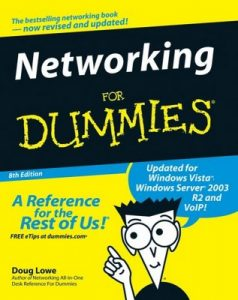 Networking for Dummies (8th Edition) – Doug Lowe [PDF] [English]