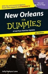 New Orleans for Dummies (4th Edition) – Julia Kamysz Lane [PDF] [English]