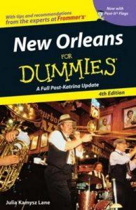 New Orleans for Dummies (4th Edition) – Julia Kamysz Lane [PDF] [English]