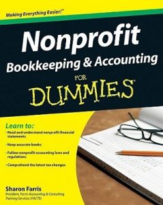 Nonprofit Bookkeeping & Accounting for Dummies – Sharon Farris [PDF] [English]