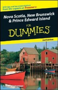 Nova Scotia New Brunswick & Prince Edward Island for Dummies (3rd Edition) – Andrew Hempstead [PDF] [English]