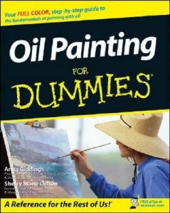 Oil Painting for Dummies – Anita Giddings, Sherry Stone Clifton [PDF] [English]