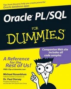 Oracle PL – SQL for Dummies – Michael Rosenblum, Paul Dorsey [PDF] [English]