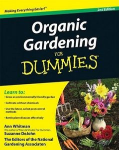 Organic Gardening for Dummies (2nd Edition) – Ann Whitman, Suzanne DeJohn [PDF] [English]