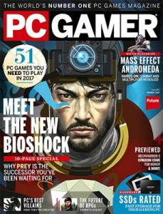 PC Gamer USA – March, 2017 [PDF]