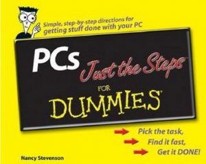 PCs Just the Steps for Dummies – Nancy Muir [PDF] [English]