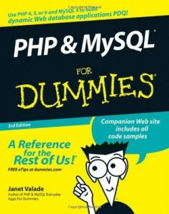 PHP & MySQL For Dummies (3rd Edition) – Janet Valade [PDF] [English]