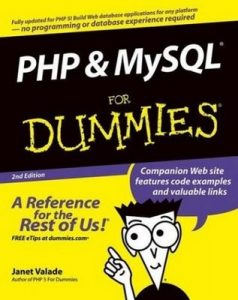 PHP and MySQL for Dummies (2nd Edition) – Janet Valade [PDF] [English]