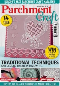 Parchment Craft – February, 2017 [PDF]