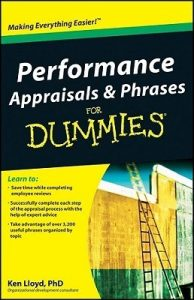 Performance Appraisals and Phrases for Dummies – Ken Lloyd [PDF] [English]